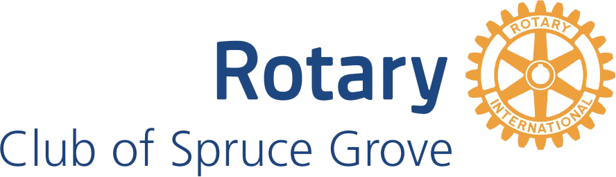 Logo of the Rotary Club of Spruce Grove