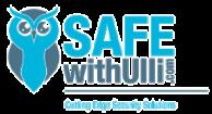 Safe With Ulli Inc. Logo