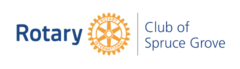 Logo Rotary Club of Spruce Grove