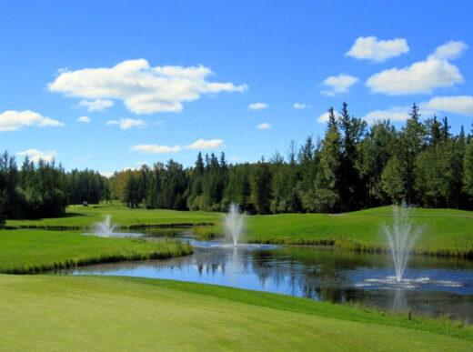 Photo Cougar Creek Golf resort
